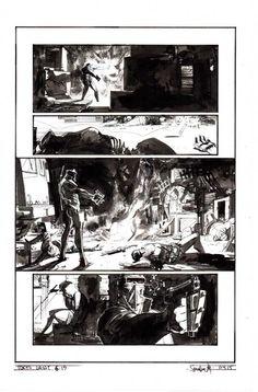 Tokyo Ghost Issue 6 p.19 by Sean Gordon Murphy