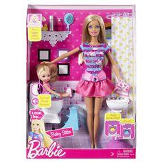 barbie baby sitter - :-)