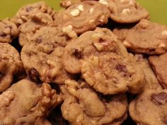 chocolate chip chunk cookies