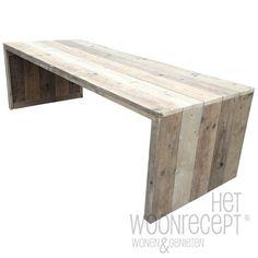 Het Woonrecept | Webshop - Eettafels - U-tafel