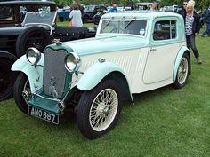 654 Singer Nine Sports Coupe (1933)