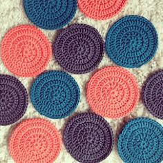 annikaisa: Virkatut lasinaluset Crochet, Kids, Rugs, Crochet Hooks, Children, Boys, Crocheting, Chrochet, Babies