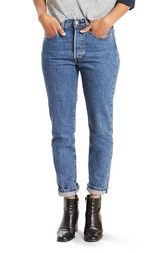 Levi's® 501 High Waist Skinny Jeans (Pop Rock) available at #Nordstrom