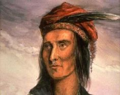 Check out this site for facts and information about Tecumseh. Short biography of Tecumseh, a famous leader of the Shawnee tribe. Information and interesting facts about Tecumseh Indian Tribes, Native American Tribes, Native American History, Native Indian, American Indians, Native Americans, Native Art, Cherokee History, Cherokee Indians