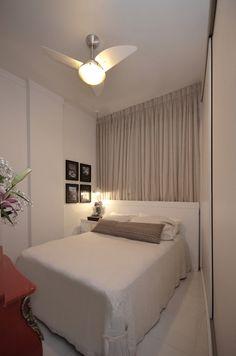 Apartamento Carioca Small Room Bedroom, Dream Bedroom, Home Decor Bedroom, Living Room Decor, Buy My House, Couple Room, Apartment Living, Home Decor Inspiration, Small Spaces