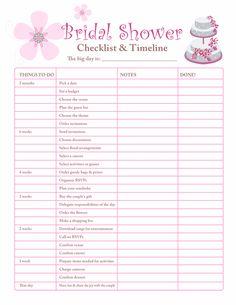 Bridal shower planning checklist - For My Bridal Party! Love you Girls!! <3 Mandi, Michelle, Brandy, Britt, and Rach @Mandi Meier @Michelle Tina @Brandy Bennaman