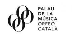 Claret Serrahima realitza la nova identitat corporativa del Palau de la Música Catalana 2013 #design #graphic #spain