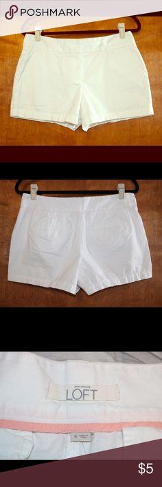 LOFT Chino Shorts ✨✨CHECK OUT MY $5 CLOSET✨✨ LOFT Shorts
