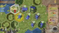 Retaliation: Enemy Mine  Retaliation: Enemy Mine is a turn-based strategy wargame designed to offer challenging tactical and strategic reasoning in a fast-and-easy format. The game is easy to learn, but hard to master.