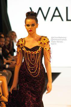 #WltrCollection #ArtHeartFashion #FW16 #fashion #runway #LAFW #LAFashion