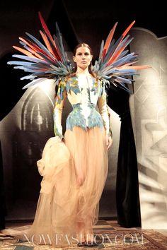 Serkan Cura Haute Couture Spring Summer 2012 Paris