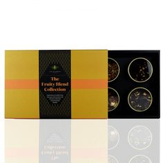 A selection of the finest seasonal teas elegantly presented in a colourful gift box. An ideal gift for a herbal tea lover. Tea Gift Sets, Tea Gifts, Christmas, Collection, Xmas, Tea Favors, Weihnachten, Navidad, Yule