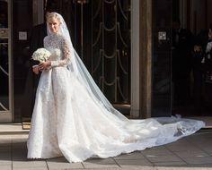 Nicky Hilton et James Rothschild / Les meilleures photos de mariage de stars