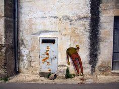 Os Gemeos en Grottaglie, Italia - CINI Blog