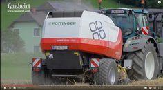 landwirt.com berichtet über die Pöttinger Impress 155 V Pro