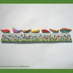 ptaszki na łace - pracownia na deskach