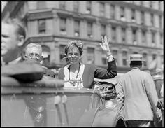 Title: Amelia Earhart, Boston Creator/Contributor: Jones, Leslie, 1886-1967 (photographer) Date created: 1932-07