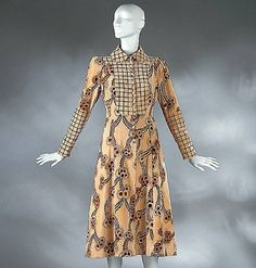 An Ossie Clark and Celia Birtwell coat, 1970 - Fashion Galleries ...
