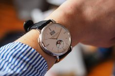 Hands-On: The A. Lange & Söhne Saxonia Moon Phase