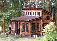 small, cozy, rustic cabin in Sequim on Palo Alto Rd approx 1.5 miles south from hwy 101