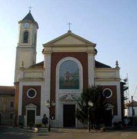 la parrocchiale di castelceriolo appartenente alla Fraschetta