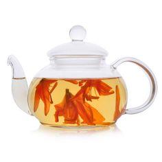 Lily tea Flower Tea, Tea Pots, Lily, Tableware, Dinnerware, Tablewares, Tea Pot, Orchids, Dishes