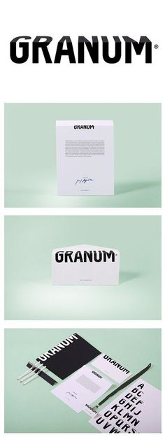 Simple branding identity