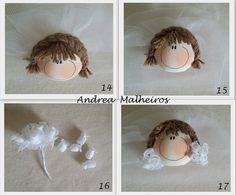 PASSO A PASSO LEMBRANCINHA NOIVINHA | Flickr - Photo Sharing!