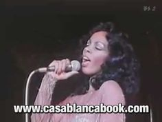 "Donna Summer-1978 ""MacArthur Park""!  Someone left the cake out in the rain! hah!!    Promo Film/Music Video-Casablanca Records"