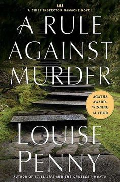 """This is a compelling series filled with character studies. This novel has a number of fascinating suspects with an unfortunate family background. The mystery explores courage and how putting aside """"slights"""" work to save our souls.   Set in French Quebec, the author paints a vivid picture of the country and its people."""