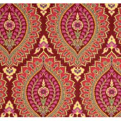 Alchemy Imperial Paisley fabric  by Amy Butler