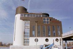 Zuiderterras Antwerpen - Architect Bob Van Reeth