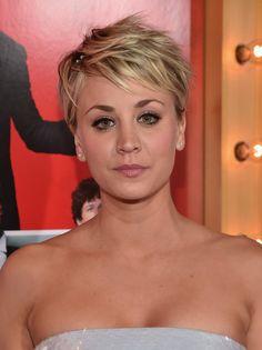 Portia de Rossi Short Wavy Cut - Short Hairstyles Lookbook - StyleBistro