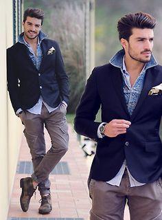 men's fashion & style: Archive