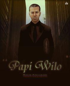 #wilomania #yovoydondewilo #tourecuador @YOSOYPAPIWILO