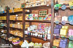 47d302d14d032 A traditional soap shop in  Saidon محل صابون تقليدي في  صيدا  WeAreLebanon  Soap
