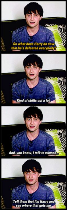 Life After The Harry Potter Movies