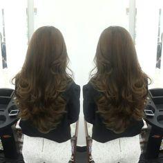 #hair #cabello #corte #cut #long #layers #capas #largas #hairdresser #hairstylist #estilista #peluquero #Panama #pty #pty507 #picoftheday #mirrorphoto #axel04 #multiplaza