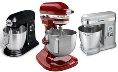 5 Questions To Ask Yourself Before Buying a KitchenAid (Or Any Stand Mixer)