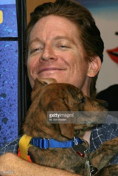 Eric Stoltz during Broadway Barks 6 at Shubert Alley in New York, New York, United States.