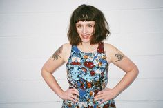Waxahatchee crushes expectations and embraces new sounds on Ivy Tripp Live Music, New Music, Charles Bradley, 30 Under 30, Indie Pop, Overall Shorts, Ivy, Crushes, Hair Cuts