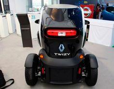 Renault Twizy - Salón del Automóvil Ginebra 2012