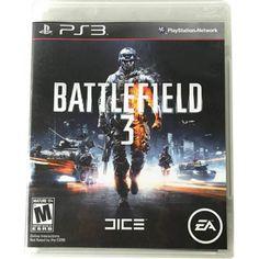 Juego para PS3 Battlefield 3