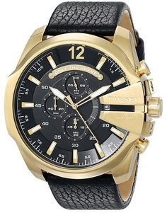 a1ba5d7fc0a Diesel Mega Chief Chronograph Watches Discount Watches