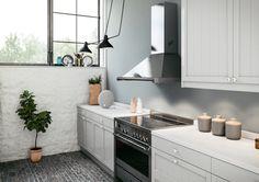 Gigantin Epoq Allmo Harmaa -keittiömalli. Allmo Harmaa sopii niin moderniin kuin klassiseenkin sisustukseen. nordicdesign, epoq-keittiö, kitchen, keittiöremontti, keittiöinspiraatio, sisustus, kitchendesign, nordicdesign, scandinaviandesign, nordichome, interio, koti, epoqkeittiö, epoqkeittiöt, uusikeittiö, remontti, home, homeinspiraatio #giganttikeittiöt #giganttikeittö #gigantti