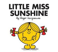 Little Miss Sunshine by Roger Hargreaves.
