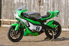 Kawasaki KR-6 Supertwin