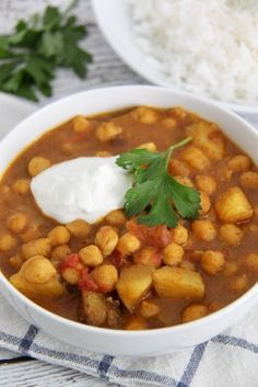 Make this easy and delicious Instant Pot Chana Masala Recipe. It's ready in 15 minutes!