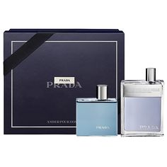 PRADA AMBER POUR HOMME eau de toilette 100ml Gift Set, Treat the special man in your life to the PRADA AMBER POUR HOMME eau de toilette 100ml Gift Set, eau de toilette and complimentary shower gel.