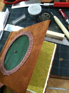 The Hobbit Journal.... There and Back Again